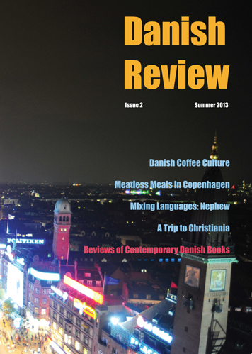 Danish Review Cover 2013